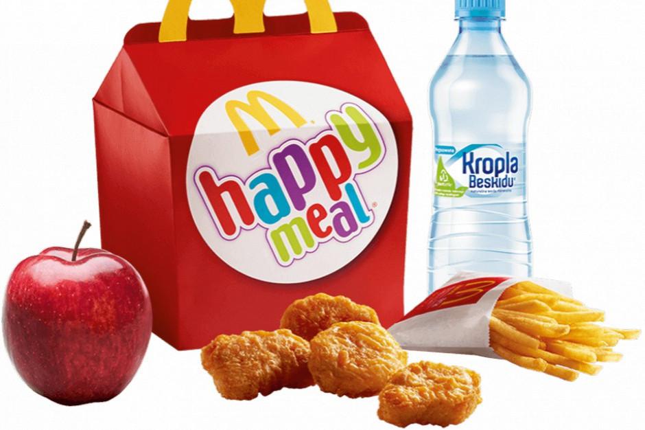 McDonald's zmienia nawyki żywieniowe najmłodszych konsumentów