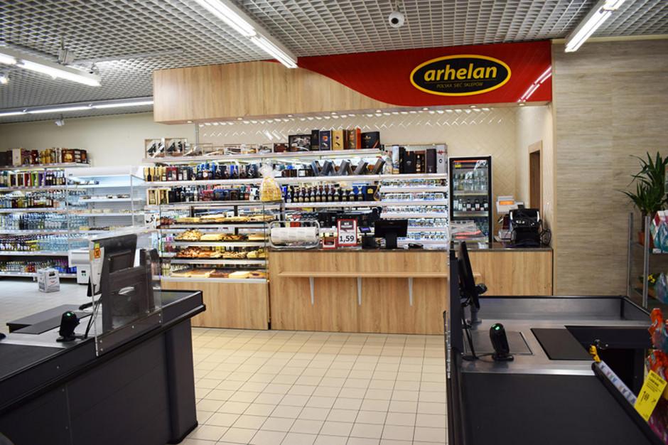 Arhelan powiększa sieć sklepów