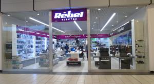 Rebel Electro zamiast LPelektronik w łódzkim centrum handlowym