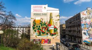 Pilsner z kampanią outdoorową w Warszawie i Krakowie