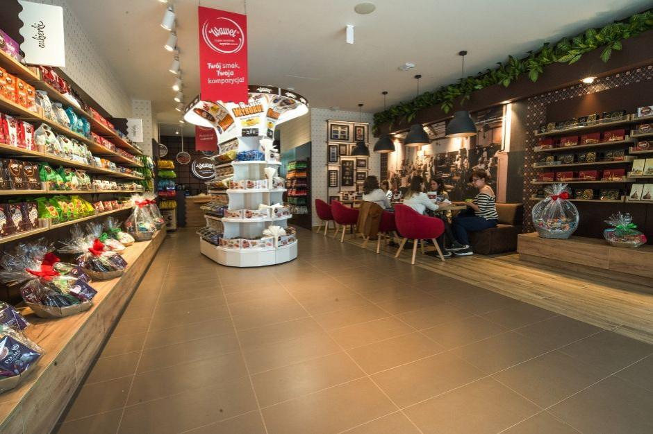 Wawel otworzył nową sklepokawiarnię w Krakowie