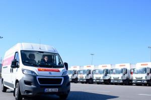 Poczta Polska rozwija flotę pojazdów i usługi logistyczne