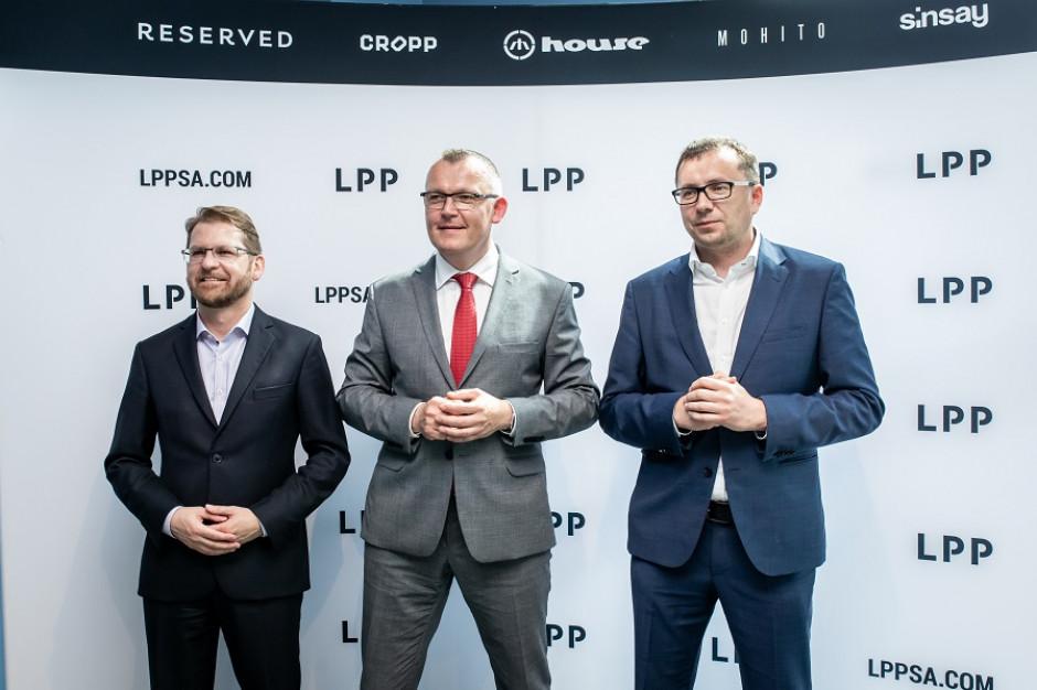 LPP inwestuje 500 mln zł w budowę centrum dystrybucyjnego w Brześciu Kujawskim
