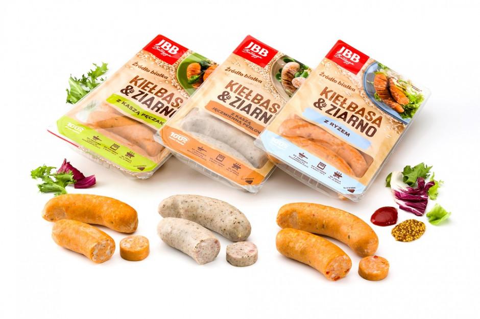 Kiełbasa & Ziarno – nowe produkty w ofercie firmy JBB Bałdyga