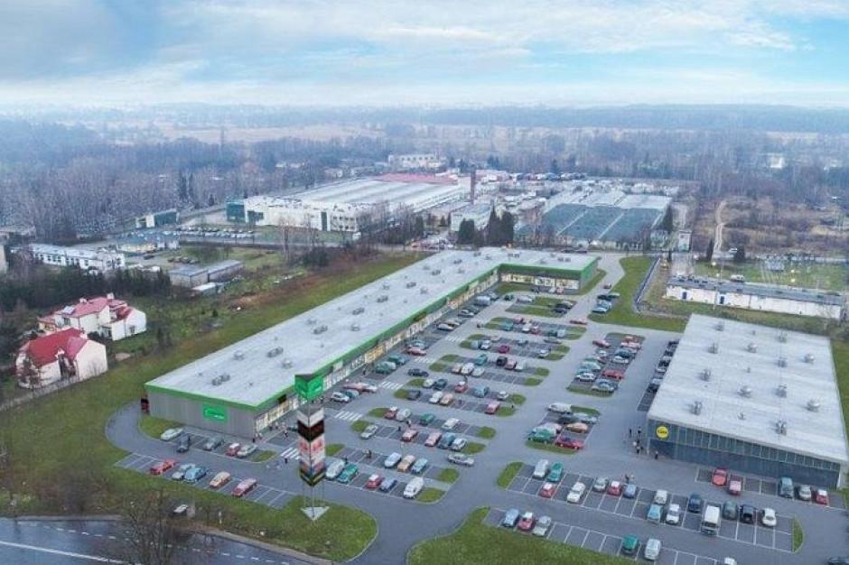 Trei Real Estate buduje Vendo Park w Łasku. Przy obiekcie powstaje Lidl