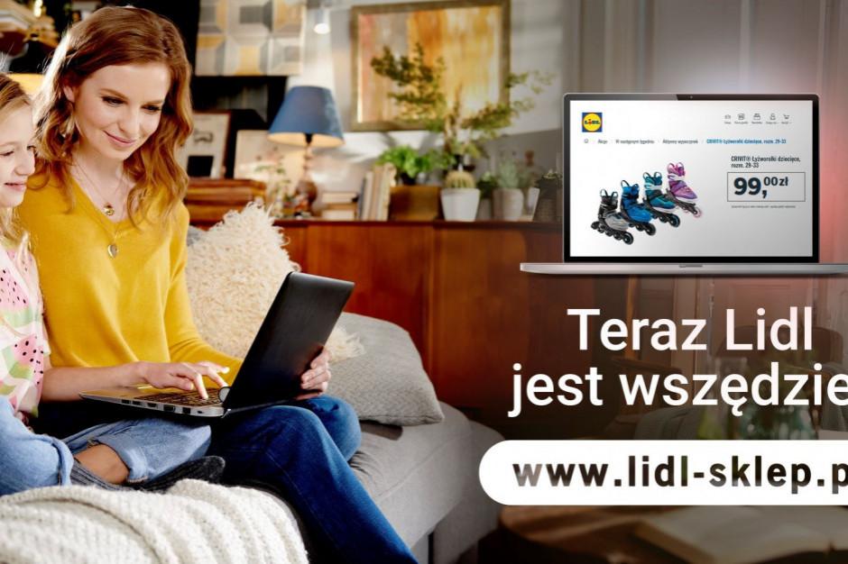 Żywność nieprędko trafi do polskiego e-sklepu Lidla