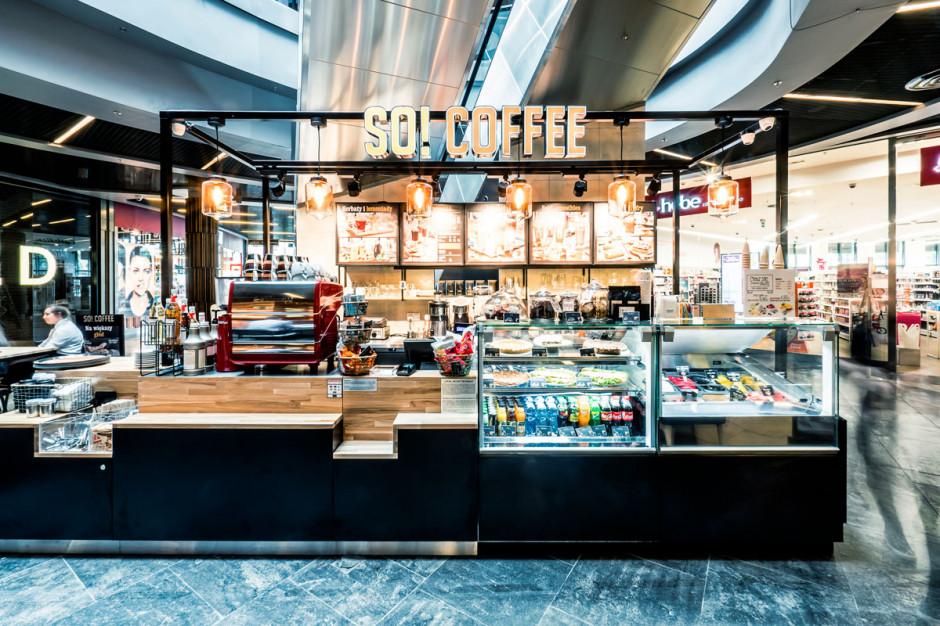 Nowa kawiarnia SO! COFFEE w Nowym Sączu