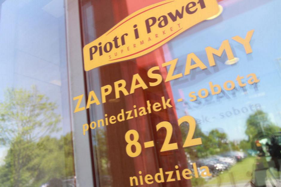 30 maja Spar Group podpisał umowę kupna udziałów w sieci Piotr i Paweł