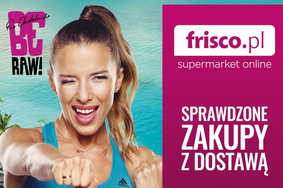 Frisco.pl łączy siły z marką BeRAw i Ewą Chodakowską