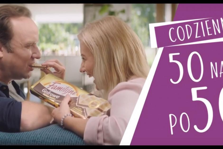 Loteria wafli Familijnych z silnym wsparciem