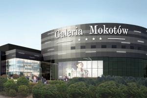 Galeria Mokotów będzie miała nową elewację