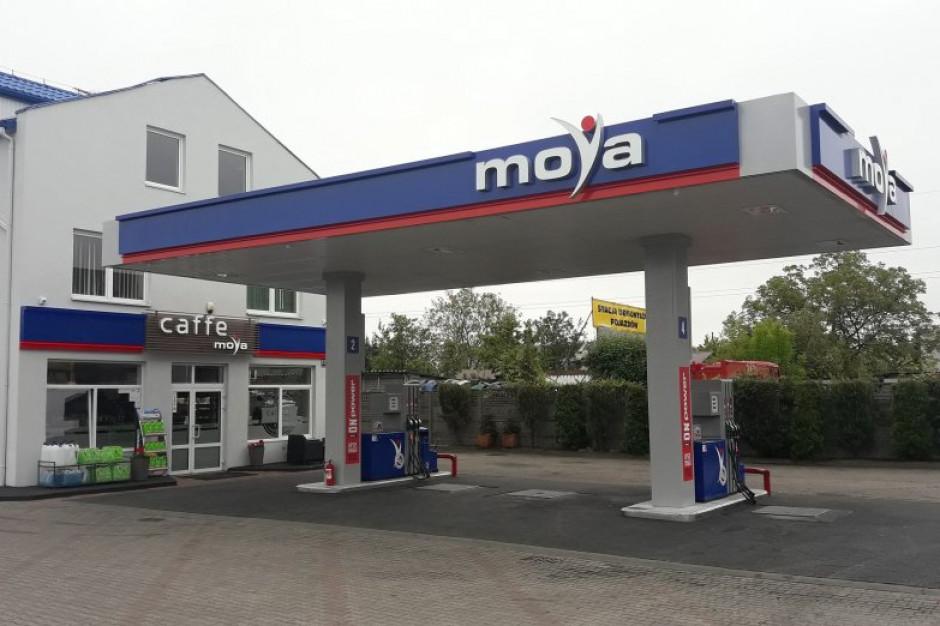 Moya ma 212 stacji paliw