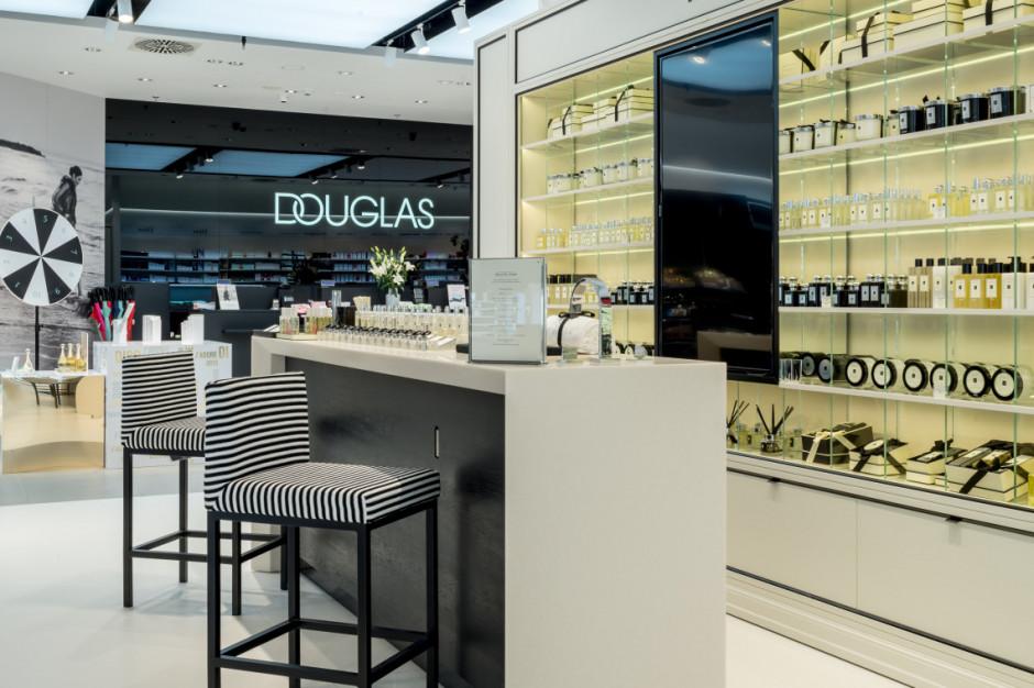 Douglas zajął 900 mkw. w Galerii Mokotów