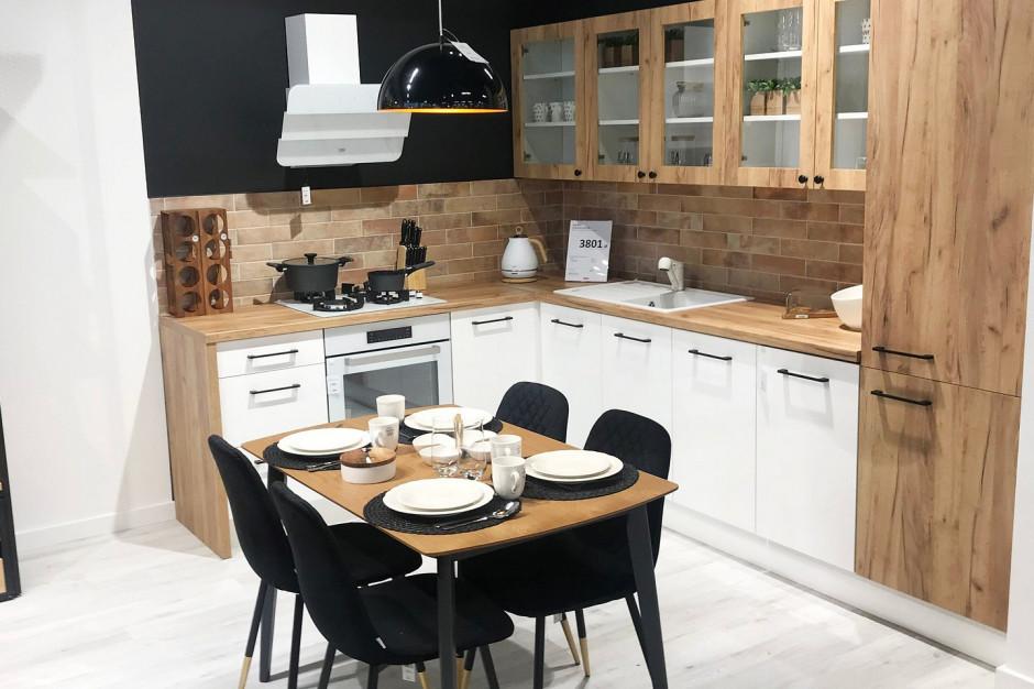 Sklepy Komfort stają do boju z IKEA? Kuchnie i szafy w ofercie