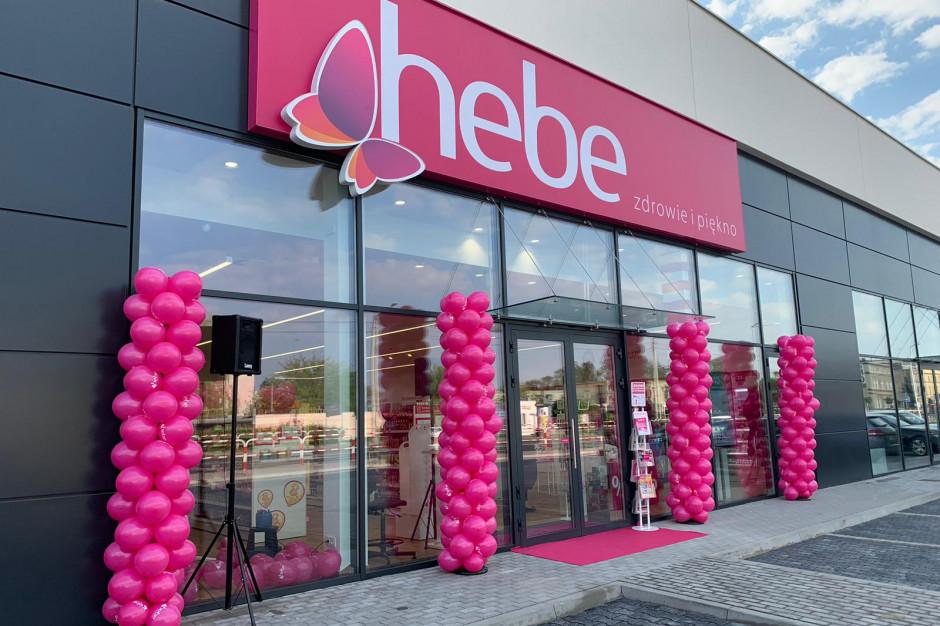 Jeronimo Martins chce zwiększyć rozpoznawalność marki Hebe