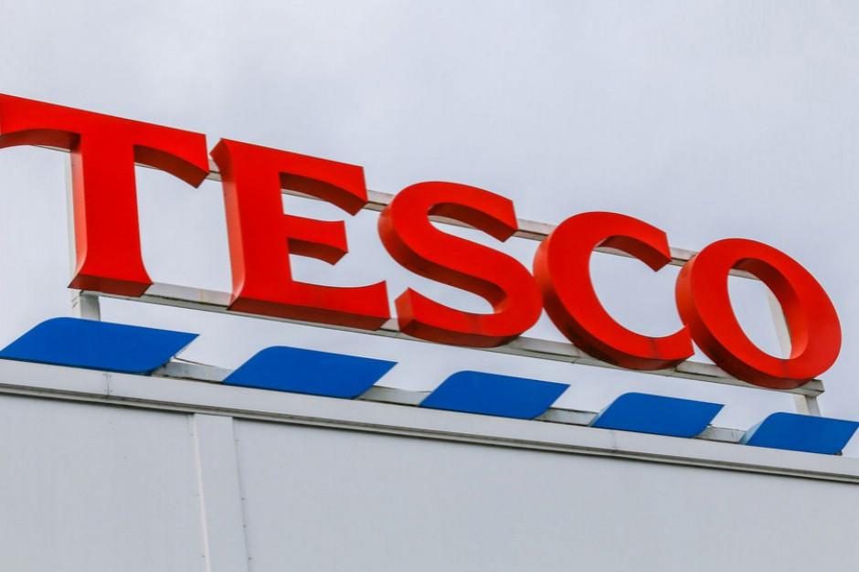 Tesco zwolni do końca lipca prawie 1,5 tys. pracowników