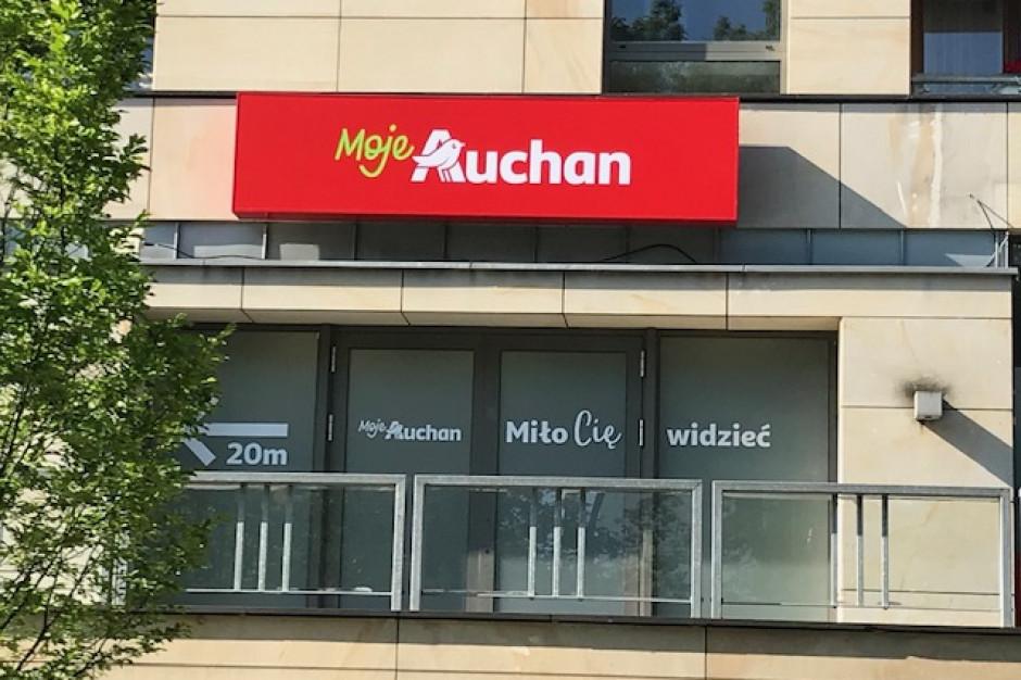 Auchan otwiera się na franczyzę. Nowy koncept ruszył w Wilanowie