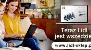 E-sklep Lidla z ogromnym wsparciem reklamowym. Budżet większy, niż w Rossmannie