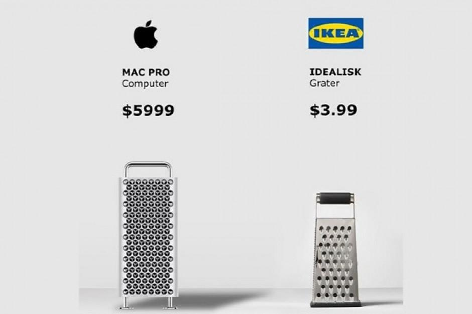 IKEA daje prztyczka w nos koncernowi Apple