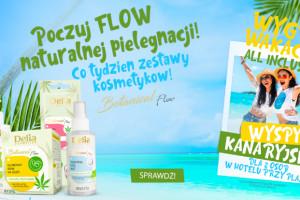 Delia Cosmetics wspiera sprzedaż kosmetyków Botanical Flow