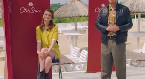 Filip Chajzer w reklamie Old Spice
