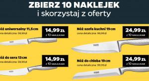 Netto: Noże w niższej cenie za 250 zł wydane na zakupy