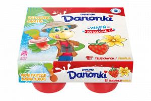 Nowa kampania mrożonych Danonków w okresie letnim
