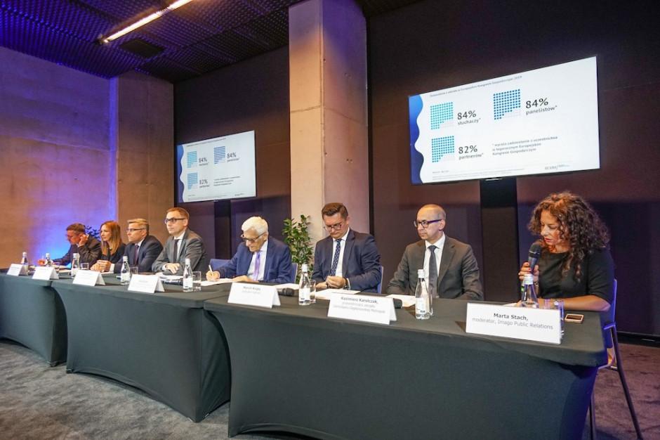 XI Europejski Kongres Gospodarczy i 4. European Start-up Days rekordowe pod wieloma względami
