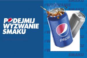 Wyzwanie Smaku Pepsi znowu ruszy w Polskę