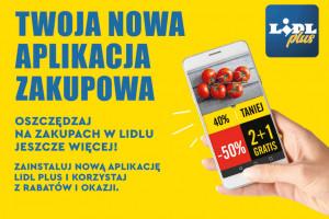 2 mln zarejestrowanych użytkowników w aplikacji Lidla