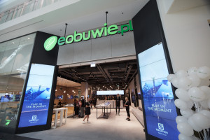 Otwarcie nowego sklepu stacjonarnego eobuwie.pl w Gdańsku