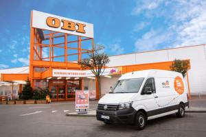 Dostawczaki CityBee dostępne dla klientów OBI