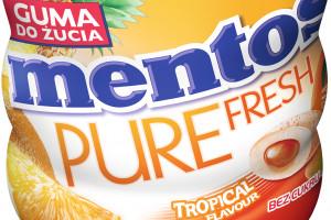 Wakacyjna akcja promocyjna gum Mentos