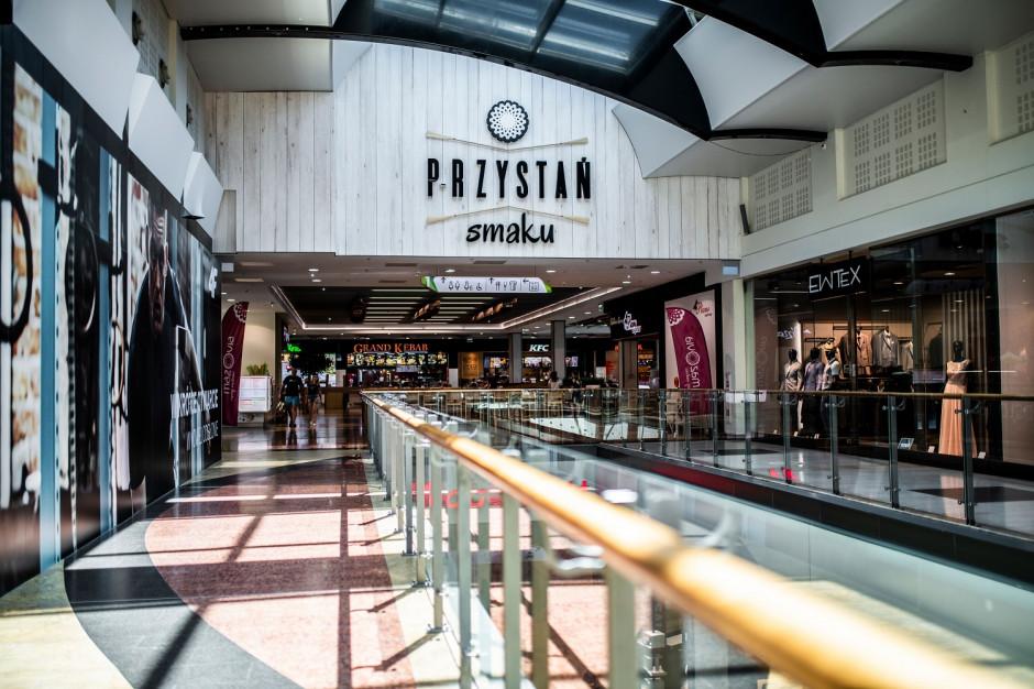 Food court na 300 gości w Galerii Mazovia