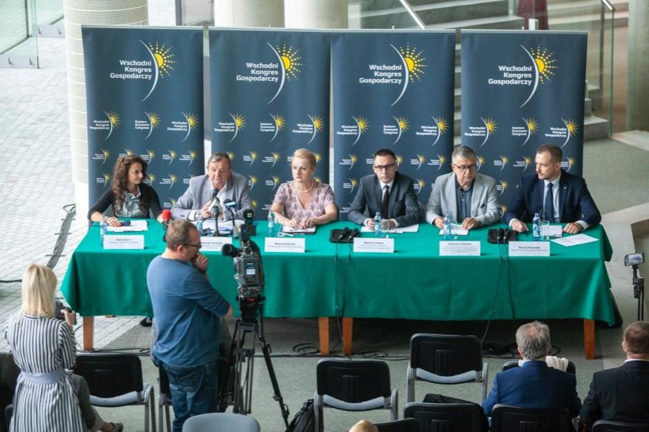 VI Wschodni Kongres Gospodarczy w Białymstoku - spodziewamy się 1500 uczestników i 200 prelegentów