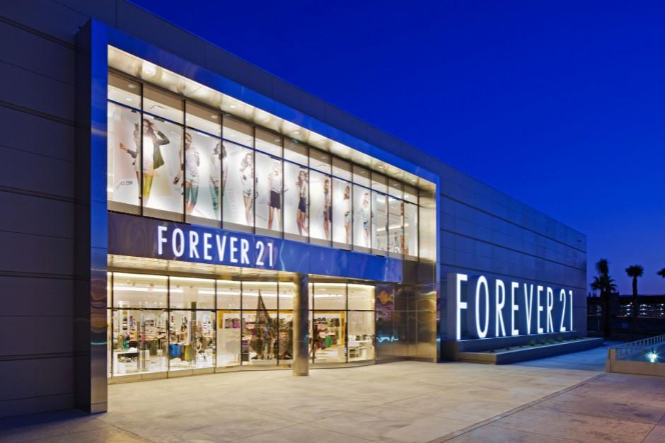 Forever 21 na krawędzi bankructwa