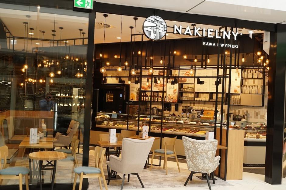 Kawiarnia Nakielny w CH Czyżyny