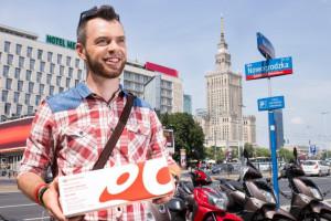 Poczta Polska: Dynamika usługi