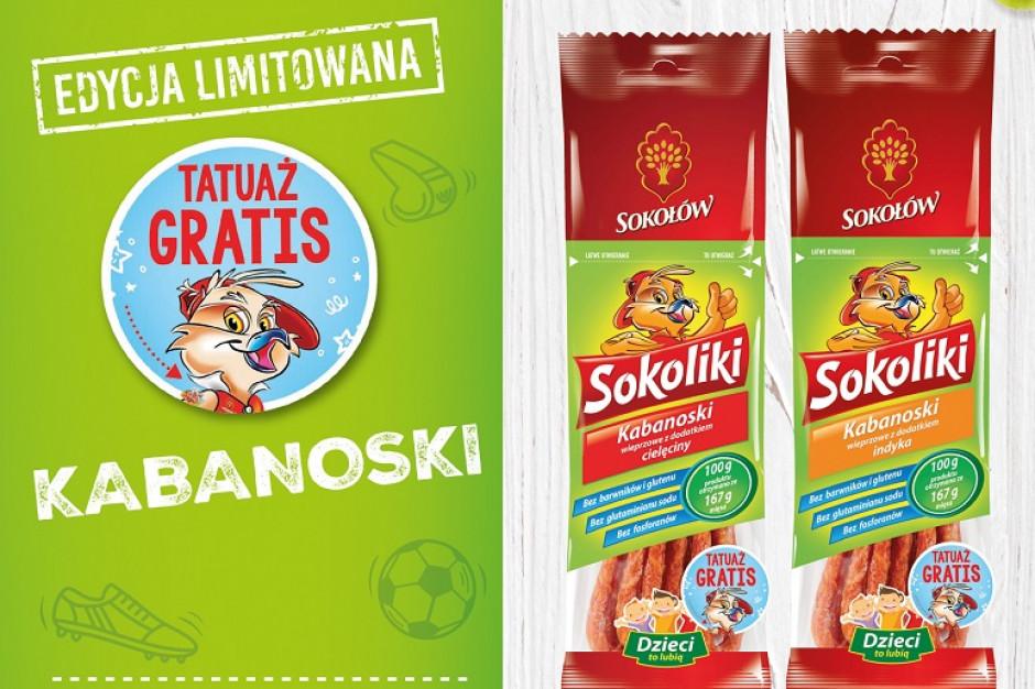 Kabanoski Sokoliki – edycja limitowana z tatuażami