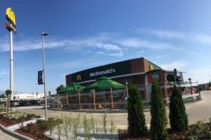 Ruszyła pierwsza restauracja McDonald's w Grodzisku Wielkopolskim