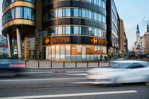 Co piąty klient korzysta z kas samoobsługowych w Carrefour Express