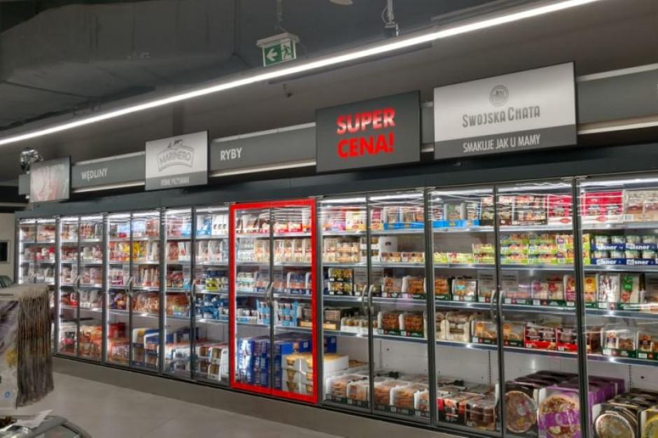 Biedronka w lokalizacji po Piotrze i Pawle to najnowocześniejszy sklep sieci w Krakowie