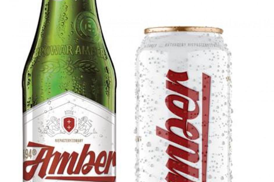 Nowa odsłona piw Amber Naturalny i Amber Chmielowy