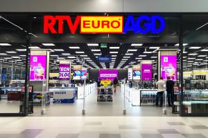 282 sklepy w sieci RTV Euro AGD