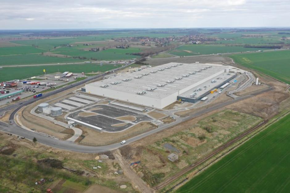 Centrum logistyczne Amazona na Dolnym Śląsku gotowe. Firma stworzy 1000 miejsc pracy