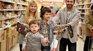 Polacy robią zakupy spożywcze bardzo często, najczęściej wydają na nie 100-200 zł