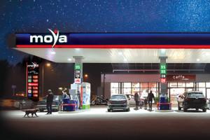 Sieć Moya powiększyła się o cztery stacje paliw