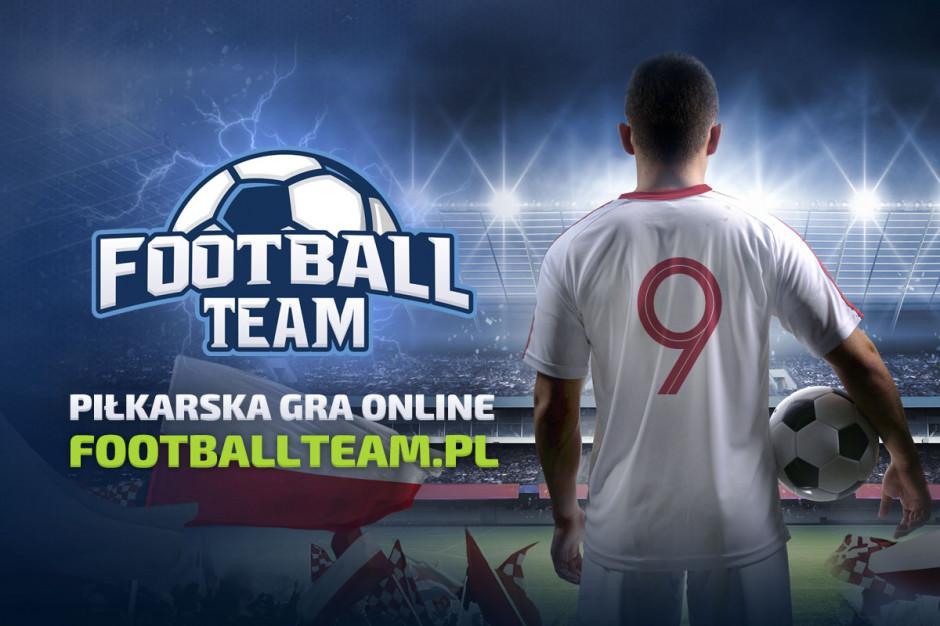 Footballteam.pl - unikalna przestrzeń reklamowa, w której staniesz się częścią gry