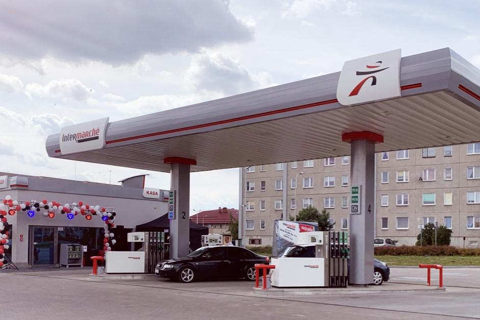 Intermarche: Chcemy, aby nasze stacje paliw działały wszędzie gdzie to możliwe