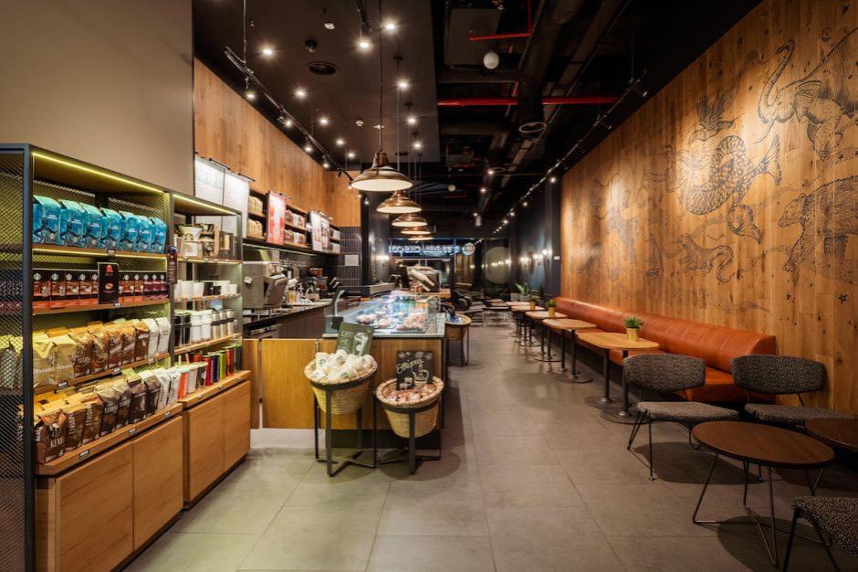 Dyrektor Starbucks: Chcemy utrzymać tempo otwarć